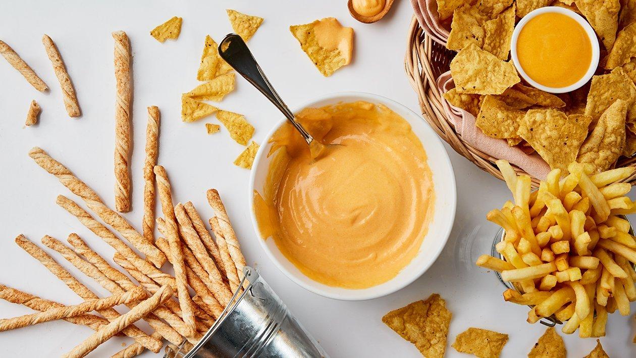 Creamy cheesy dip