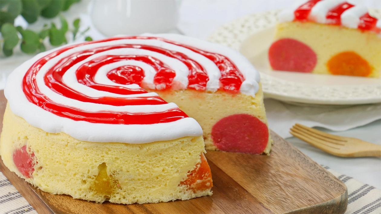 Fancy Mini Ball Cheesecake