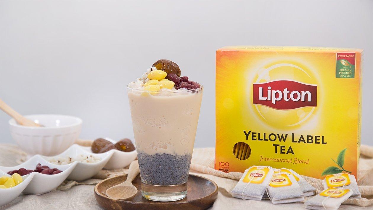 Iced Milk Tea Delice