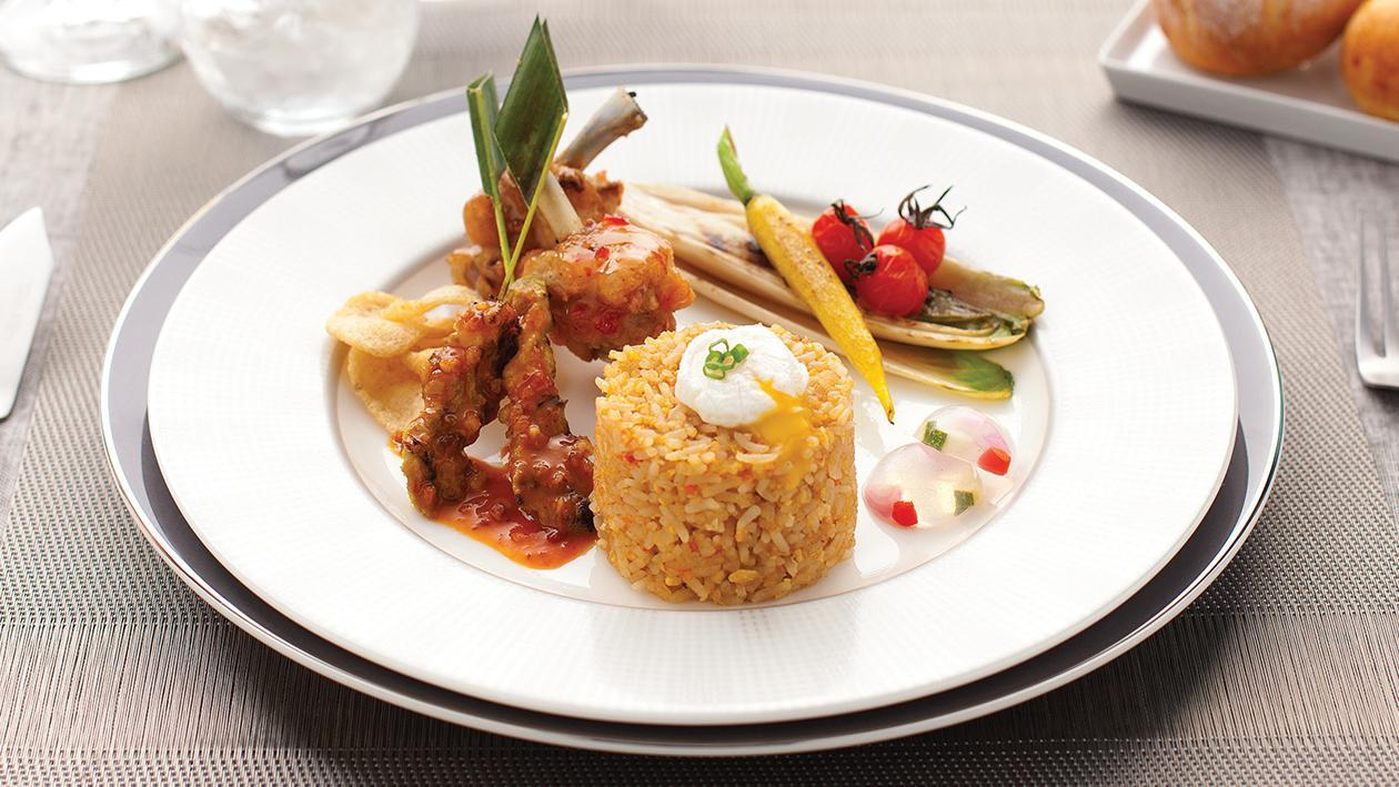 Nasi Goreng Bangkok
