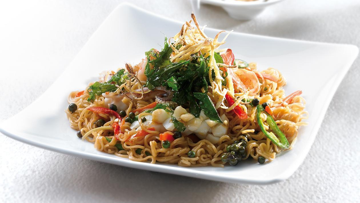 Red-Sea Fried Instant Noodle