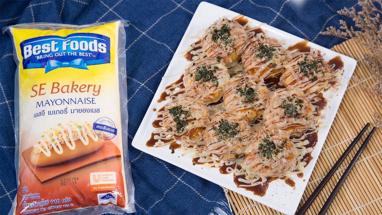 Takoyaki Bread