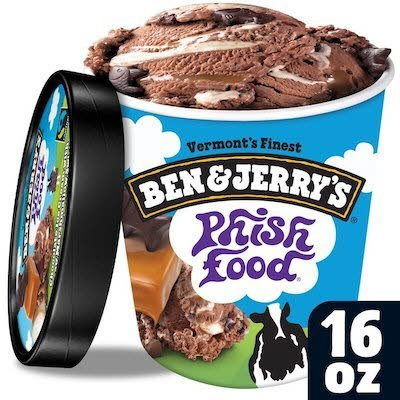 Ben & Jerry's Phish Food® 8 x 16 oz -