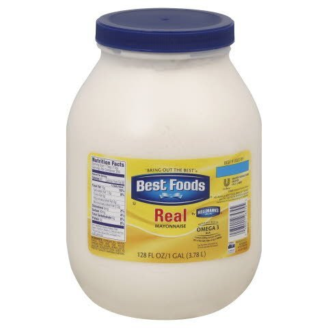 Best Foods® Real Mayonnaise 1 gallon, Pack of 3