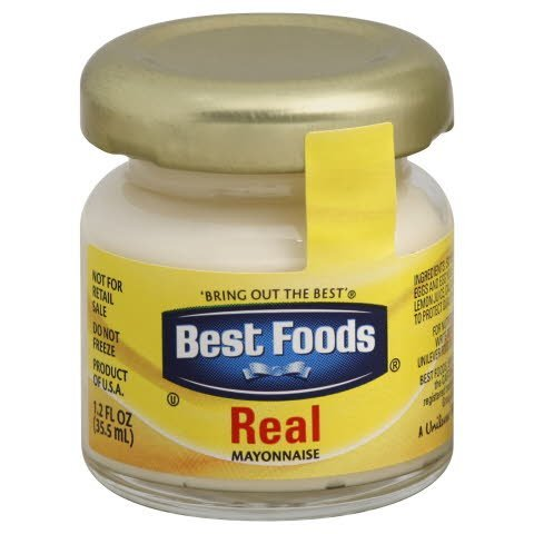Best Foods® Real Mayonnaise, 72p 1.2z