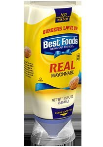 Best Foods® Real Mayonnaise-Squeeze Bottles - 10048001370507