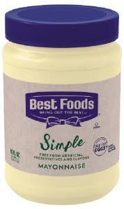 Best Foods® Simple Mayonnaise
