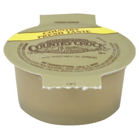 Country Crock® Margarine Portion Cups 900 x 5 gr -