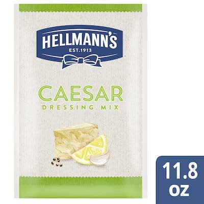 Hellmann's® Caesar Dressing Dry Mix 6 x 11.8 oz -
