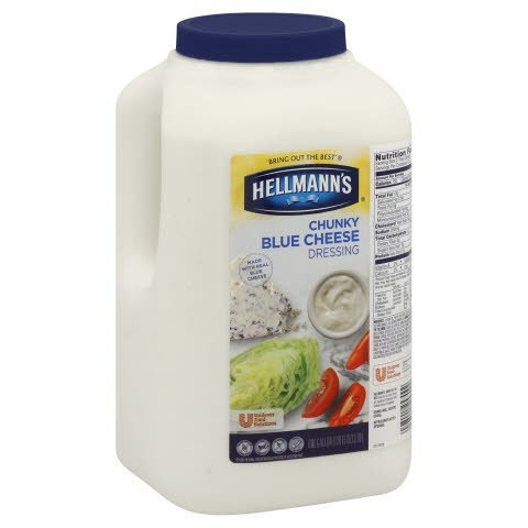 Hellmann's® Chunky Blue Cheese - 10048001067001
