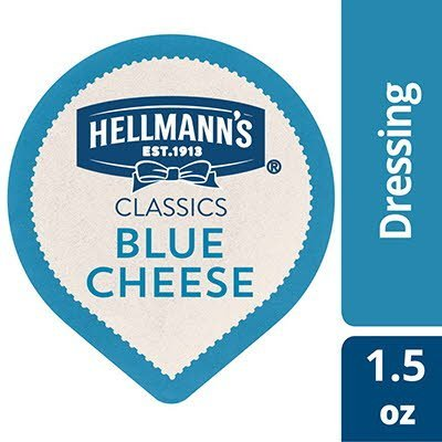 Hellmann's® Classics Blue Cheese 1.5 ounces, pack of 108