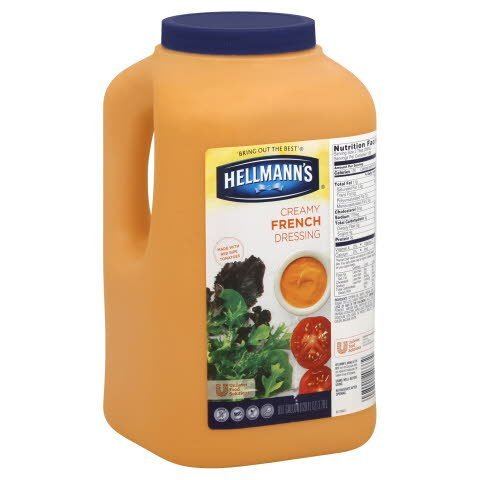 Hellmann's® Creamy French Style, jug - 10048001203379