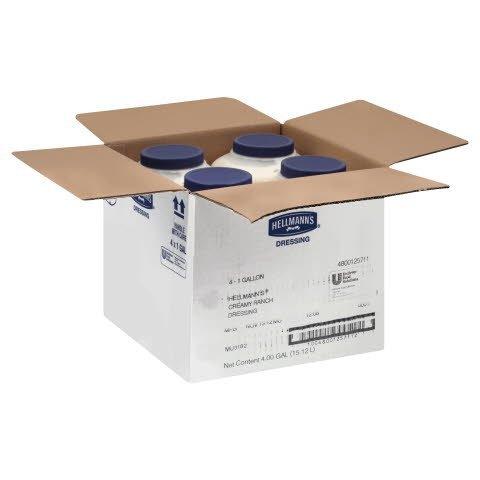 Hellmann's® Creamy Ranch, jug - 10048001257112