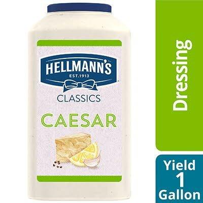 Hellmann's® Dressing Jug Creamy Caesar 4 gallons