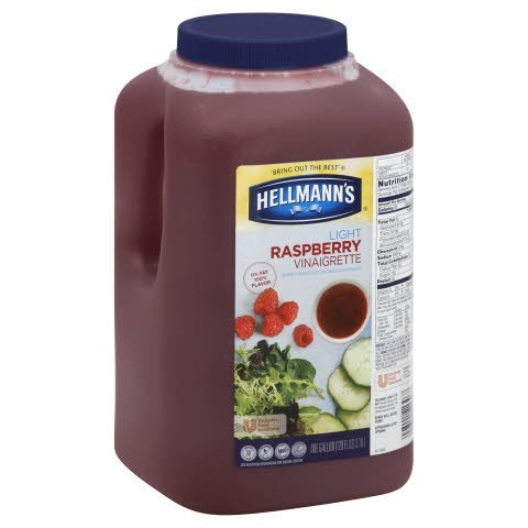Hellmann's® dressing light rasberry