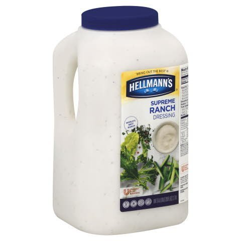 Hellmann's® Dressing Supreme Ranch - 10048001214474