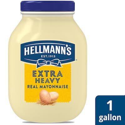 Hellmann's® Extra Heavy Mayonnaise 4 x 1 gal -