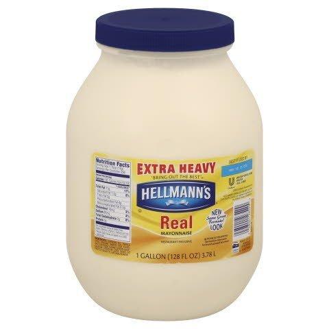 Hellmann's® Extra Heavy Mayonnaise
