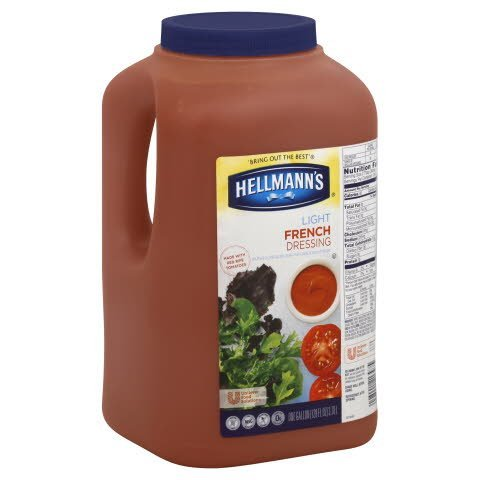 Hellmann's® Fat Free French Style, jug