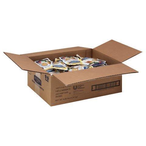 Hellmann's® Fat Free Honey Dijon, pouches - 10048001198996
