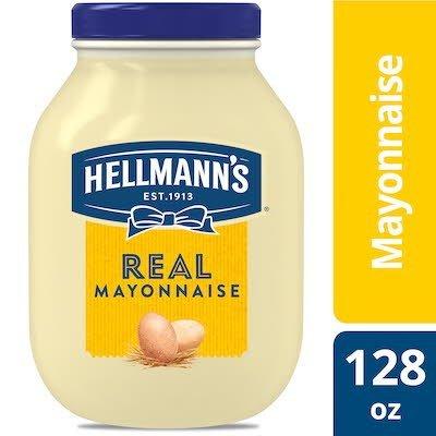 Hellmann's® Real Mayonnaise 84 x 1 gal -