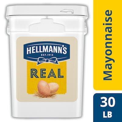 Hellmann's® Real Mayonnaise Pail 1 x 4 gal -