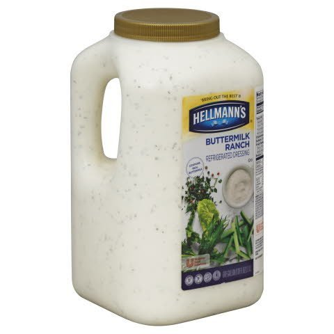 Hellmann's® Refrigerated CollectionTM Buttermilk Ranch,  jugs - 10048001252513