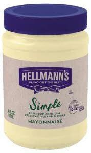 Hellmann's Simple Mayonnaise