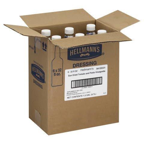 Hellmann's® Sundried Tomato Pesto Vin - 10048001256849