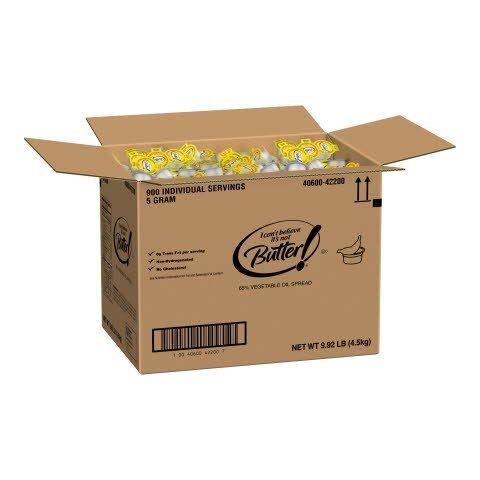 Icbinb!® Margarine Portion Cups 900 x 5 gr -