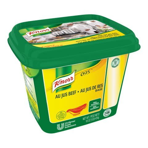 Knorr® 095 Base Au Jus 1 pound, 12 count
