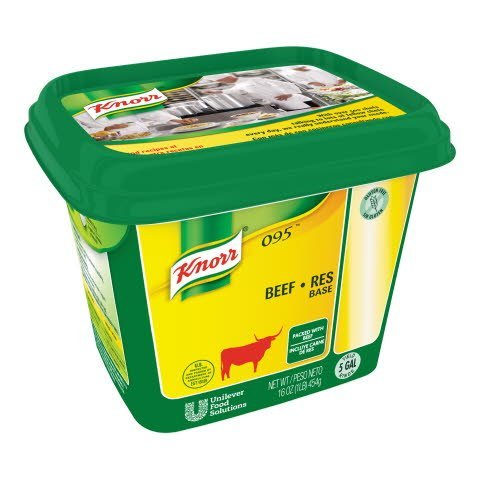 Knorr® 095 Beef Base 1 pound, 12 count -