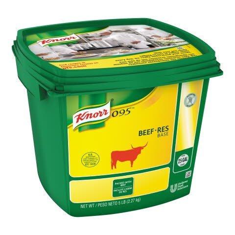 Knorr® 095 Beef Gluten Free - 10048001510217