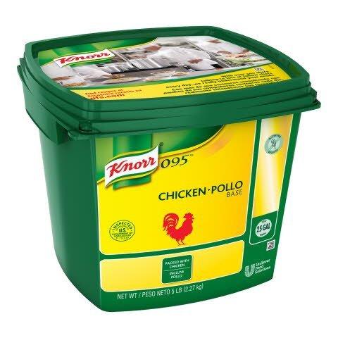 Knorr® 095 Chicken Gluten Free - 10048001510514