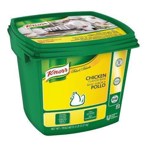 Knorr® 095 Chicken Gluten Free - 10048001528366
