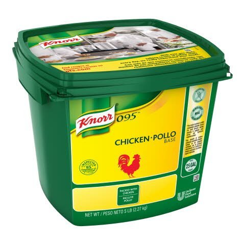 Knorr® 095 Chicken Gluten Free, No Added MSG - 10048001510361