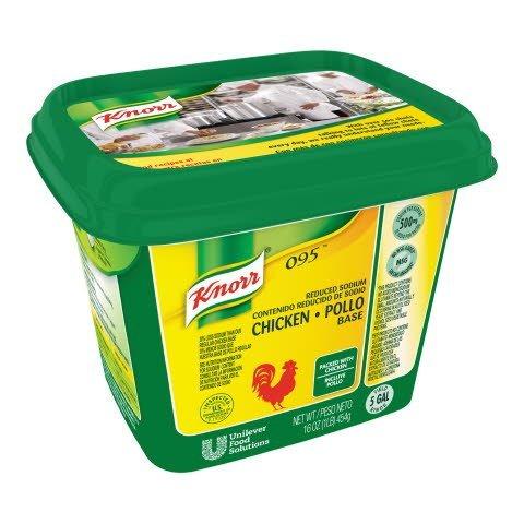 Knorr® 095 Chicken Reduced Sodium, Gluten Free -