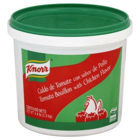 Knorr® BASE CALDO DE TOMATE - 10048001765457