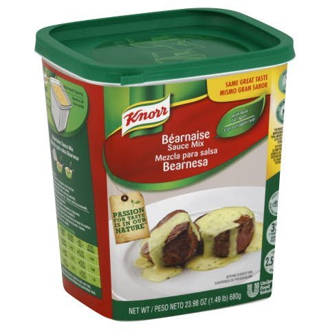 Knorr® Bearnaise Sauce Mix - 10048001367309
