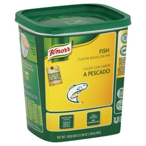 Knorr® Bouillon Base Fish 1.99 pound, 6 count