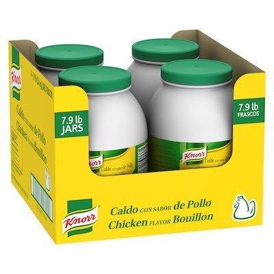 Knorr® Caldo De Pollo 4 7.9lb -