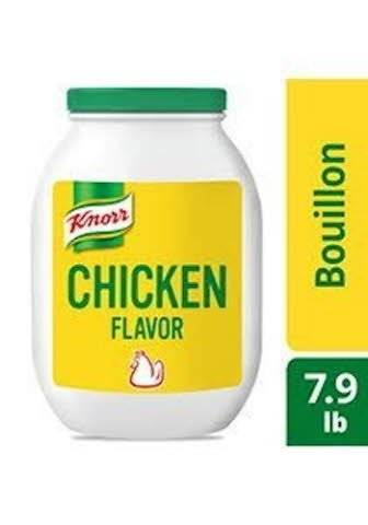 Knorr® Chicken Bouillon Caldo de Pollo 7.9 Pound, Pack of 4