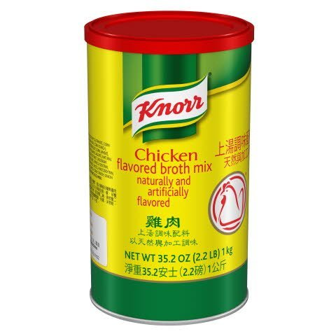 Knorr® Chicken Broth Mix 2.2LB