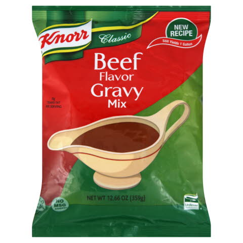 Knorr® Classic Classic Beef Flavor Gravy Mix - 10048001916972