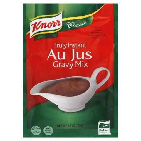 Knorr® Gravy Mix Au Jus 44.4 ounce