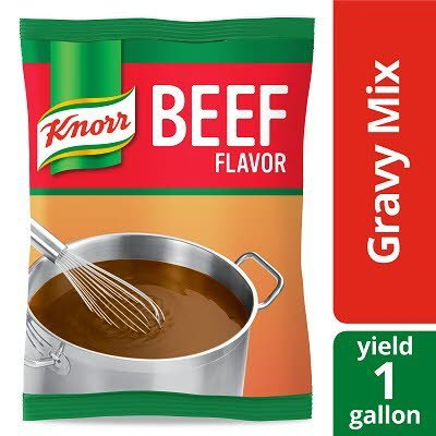 Knorr® Gravy Mix Beef, 961 ounces -