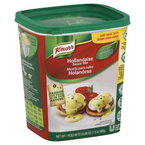 Knorr® HOLLANDAISE SAUCE - CCC4 24z - 10048001387314