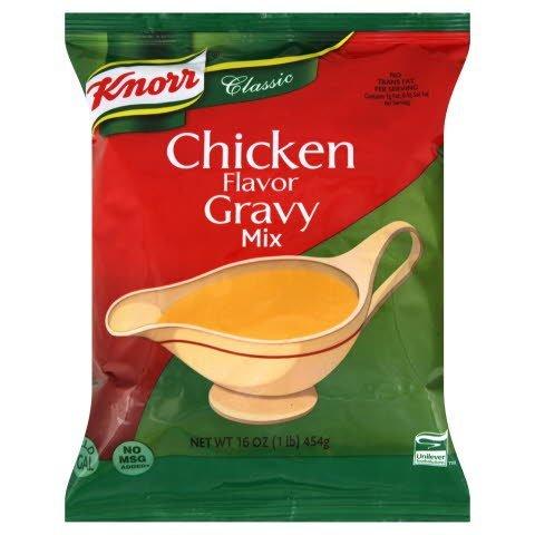 Knorr® Instant Sauce Mix Chicken Flavor Gravy 1 pound, 6 count -