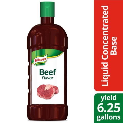 Knorr® Liquid Concentrated Base Beef 32 ounces, Pack of 4