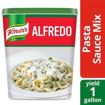 Knorr® Powder Mix Alfredo Sauce, 4 pound -